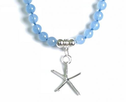 Chalcedon Halskette
