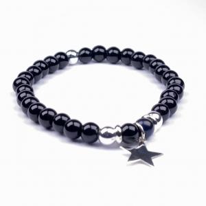 IMG 6296 Armband GABUDIA Onyx Armband echt Silber
